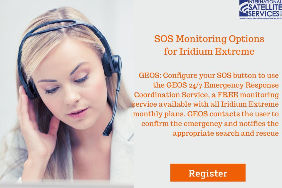 GEOS Monitoring Iridium Extreme