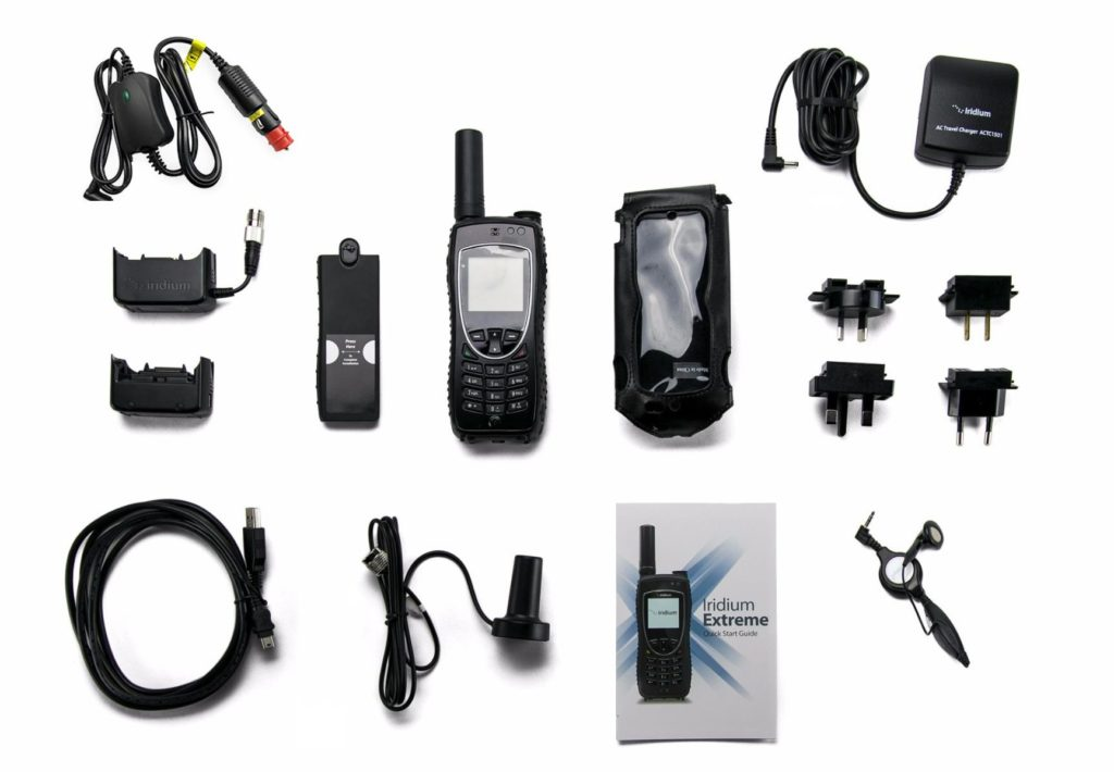 Iridium 9575 Handheld Satellite Phone