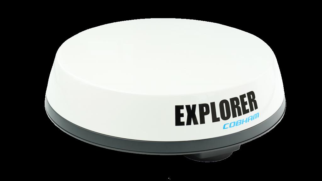 Explorer BGAN 323 Antenna