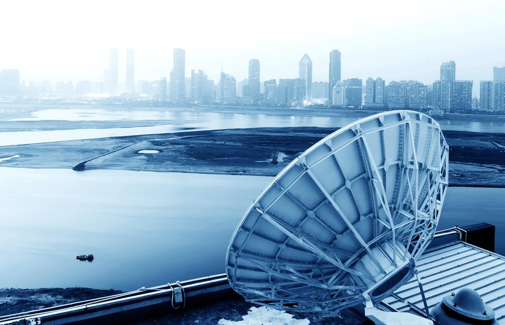 : satellite communications COVID-19 outbreak