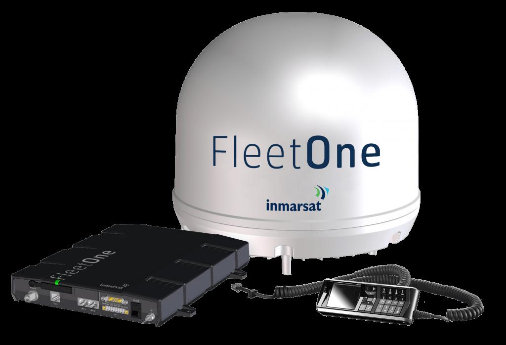 Fleet One Marine Satellite Voice and Internet solution